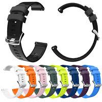 Silikonarmband Uhrenarmbänder für Garmin Vivoactive3/Vivomove/Forerunner 245/645