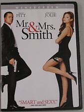 Mr and Mrs Smith DVD Brad Pitt Angelina Jolie - New Sealed