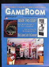 GameRoom Magazine Mr Do!s Wild Ride Mike Cardi  April 2003