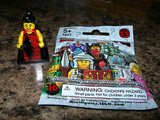 SEALED LEGO Series 6 FLAMENCO DANCER 8827 minifigure minifig salsa tango mini