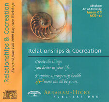 Abraham-Hicks Esther CD Relationships & Cocreation - NEW