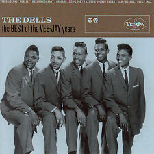 The Dells- The Best of the Vee-Jay Years cd, sealed [Remaster] [Slipcase] 2007