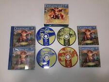 Shenmue 2 ( Sega Dreamcast ) European Version Pal