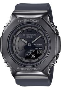 G-Shock GMS2100B-8A Mid-Size Metal Octo Casioak Black