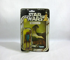 1978 Vintage Star Wars ✧ HAMMERHEAD ✧ Kenner 20-Back SEALED MOC E52