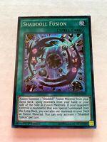 Yugioh Shaddoll Fusion DUEA-EN059 Super Rare 1st Edition  SHIPS NOW