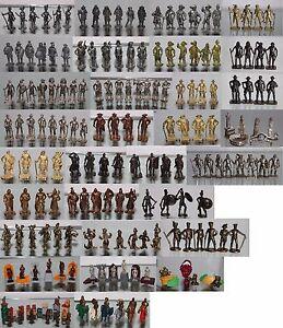 Set Complete/Complete Set - Figurines/Überraschungsei: Metal Figure
