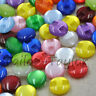 100pcs Mix Cat's Eye Round Resin buttons baby Sewing Craft DIY Shirt Accessories