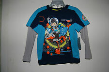 Miles From Tomorrow Disney Store Long Sleeved T Shirt Age 3 Years 98 Cms BNWT