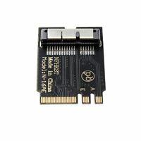XT-XINTE Drive-free BCM943602CS BCM94360CD Wireless Card to A+E Key Adapter Card