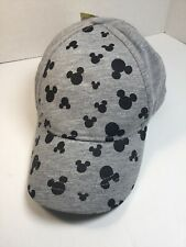 Toddlers Gray Mickey Mouse Clubhouse Baseball Hat