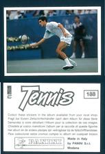 Pete Sampras (USA) Tennis 1992! Edizioni Panini MINT n.188! Voleé!!