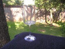 Mikasa Amadeus Lead Crystal Water Goblet
