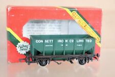 HORNBY R232 BR CONSETT IRON ORE OPERATING HOPPER WAGON 1441 BOXED nx