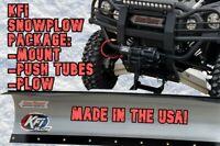 "KFI ATV 54"" Snow Plow Kit Combo - '98-04 Honda TRX450 Foreman"