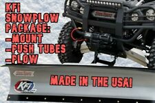 "KFI ATV 54"" Snow Plow Kit Combo - 2013-19 Can Am Outlander 650 XMR"