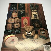 Christmas Remembered Cross Stitch Pattern for Multiple Christmas Projects 1987