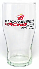 Racing Dale Jr Budweiser Glass Tumbler 20 oz Cup # 8