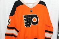 NHL Reebok Philadelphia Flyers Steve Mason Jersey Youth Kids Size S/M Small/Med