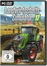 Landwirtschafts-Simulator 17 (PC, 2016, DVD-Box)