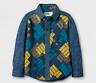 Toddler Boys' Genuine Kids® OshKosh Long Sleeve Button-Down Long Sleeve 3T, NWT