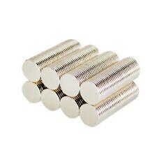 Neodym Magnet 10 x 1 mm Supermagnete hohe Haftkraft Scheibenmagnet N35 500 Stück