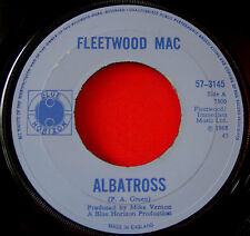 "Fleetwood Mac Albatross 7""UK ORIG 1968 Blue Horizon bw Jigsaw Puzzle Blues VINYL"