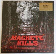 Machete Kills Vinyle rouge édition limitée disque n°165 (Bloody LP)