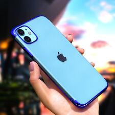 Handyhülle + Panzerfolie für iPhone XR 11 X Xs Pro Hülle Bumper Etui Schale Case
