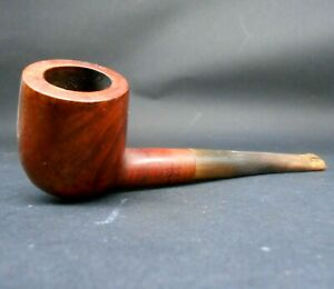 "Pipa pipe pfeife "" REAL BRIAR OXFORD "" VINTAGE"