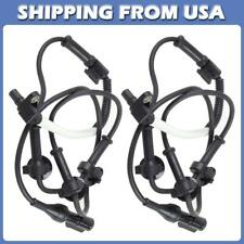 2x For Ford Explorer 4WD 95-2005 ALS198 ABS Wheel Speed Sensor Front XL2Z2C204AB