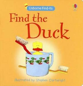 Find the Duck - Board book By Brooks, Felicity - GOOD