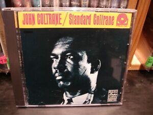 Standard Coltrane by John Coltrane (CD, Sep-2002, APO (Analogue Production Origi