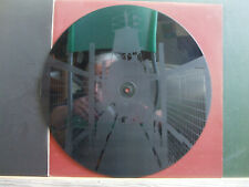 PORTISHEAD  THE RIP  MAXI 45 ONE SIDED ETCHED