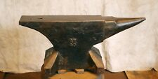 396 lb Refflinghaus  – used London pattern German blacksmith anvil for sale
