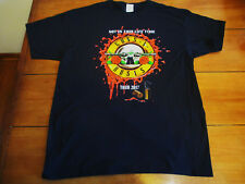 GUNS N ROSES FOTL CONCERT T-SHIRT XL BRAND NEW FROM SHOW IN NYC AT MSG