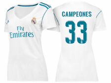 Maillots de football de clubs espagnols Real Madrid