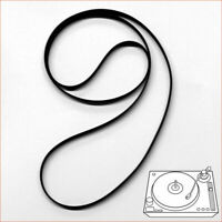Crosley CR8005A-TW - Turntable - Record Deck - Drive Belt replacement - New