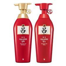 Ryoe Korean Herbal Anti Hairloss Damaged Hair Set Shampoo Conditioner Each 500ml