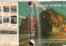 1968 Pennsy Power ll; Steam Diesel & Electric Locomotives Of The Pennsylvania