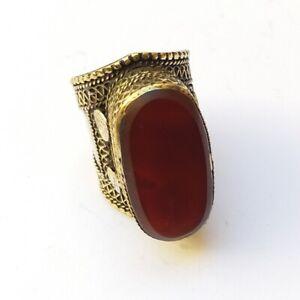 Tribal Afghan Ring
