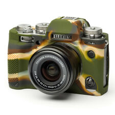 easyCover Armor Protective Silicone Skin for Fuji X-T3 (Camouflage)