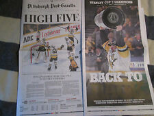 Pittsburgh Penguins Win 2017 Stanley Cup Post Gazette Newspaper