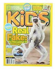 National Geographic Kids Magazine Feb 2018 No Label