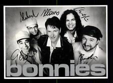 Bonnies Autogrammkarte Original Signiert ## BC 75183