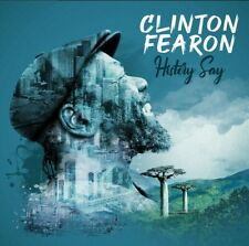 Clinton Fearon - History Say CD - SEALED Roots Reggae Album Gladiators