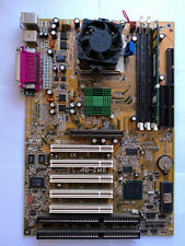 Abit AB-ZM6 Mobo with Mendocino Celeron 500Mhz CPU and 256MB RAM - Test OK!