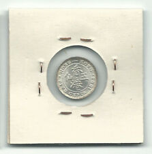 Hong Kong 5 Cents Silver Coin 1904 KM12 King Edward VII aUNC Brilliant Luster