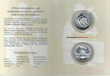 10 Euro Spiegelglanz Gedenkmünzen der BRD aus Silber