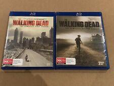 The Walking Dead, Glee Assorted TV series Blu-ray